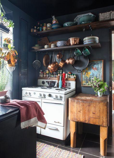 Eclectic Kitchen Design Ideas (20)