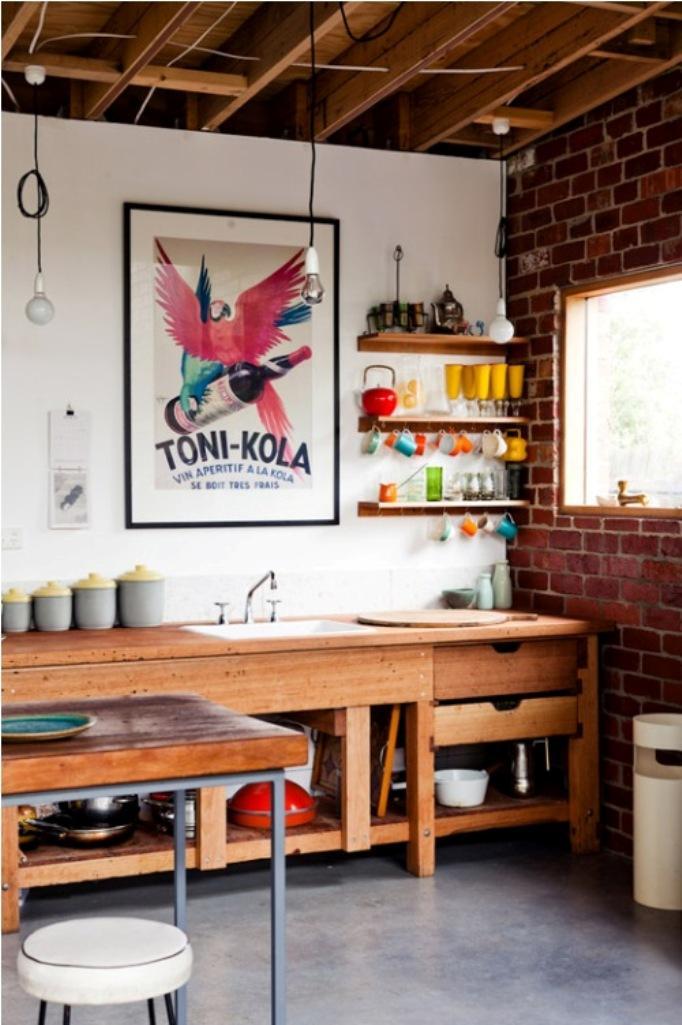 Eclectic Kitchen Design Ideas (21)