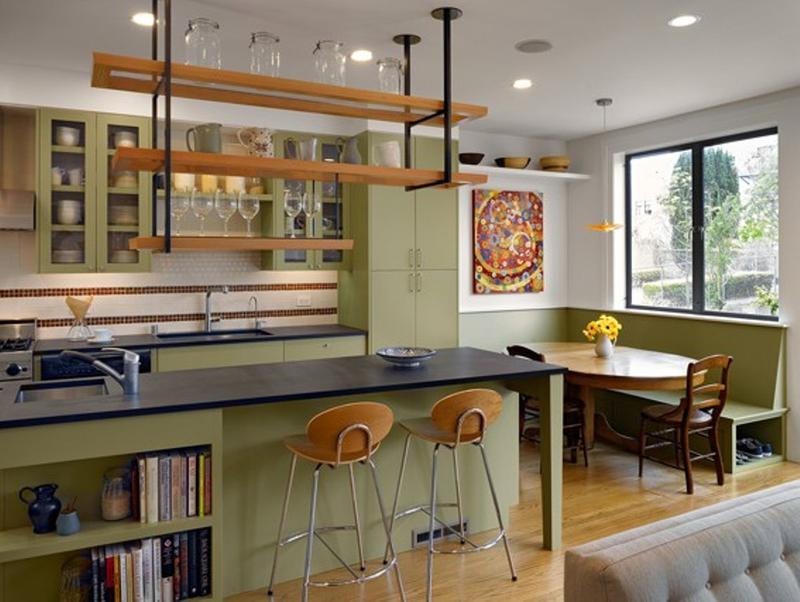 Eclectic Kitchen Design Ideas (22)
