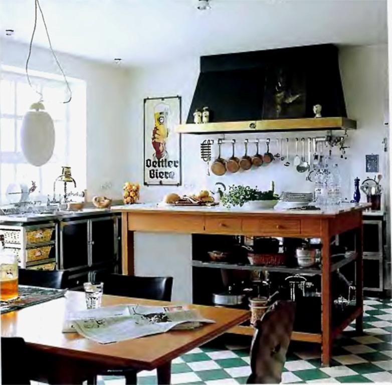Eclectic Kitchen Design Ideas (23)