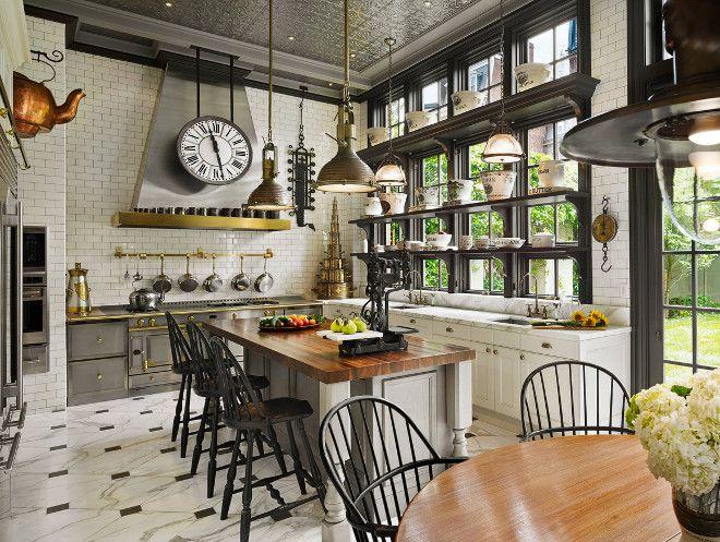 Eclectic Kitchen Design Ideas (24)