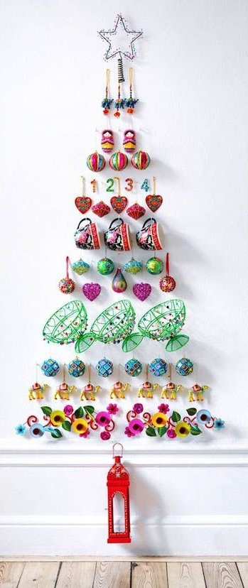 Unique Glittering Christmas Tree Decorations Thewowdecor