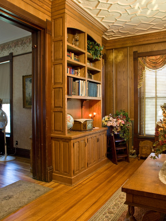 Victorian-Style-Living-Room
