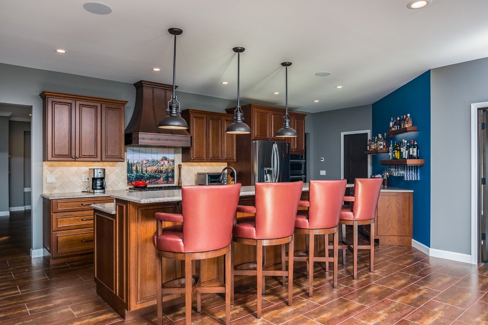 traditional-kitchen-stunning