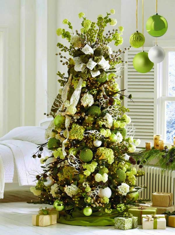 Best Decorated Christmas Trees 2017 (15)