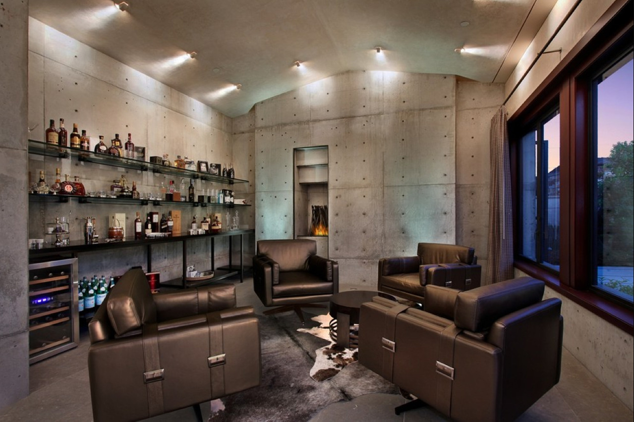 Best Man Cave Ideas To Get Inspired thewowdecor (3)