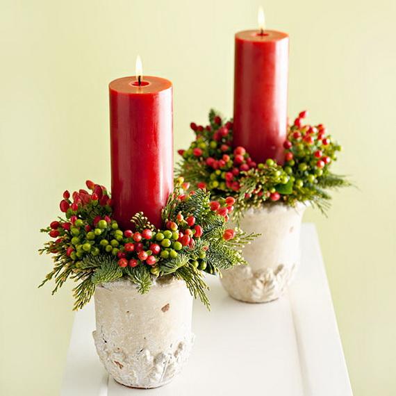 Christmas Table Centerpiece Ideas thewowdecor (19)