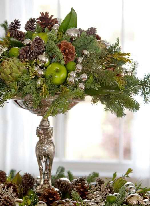 Elegant Christmas Centerpieces Holiday