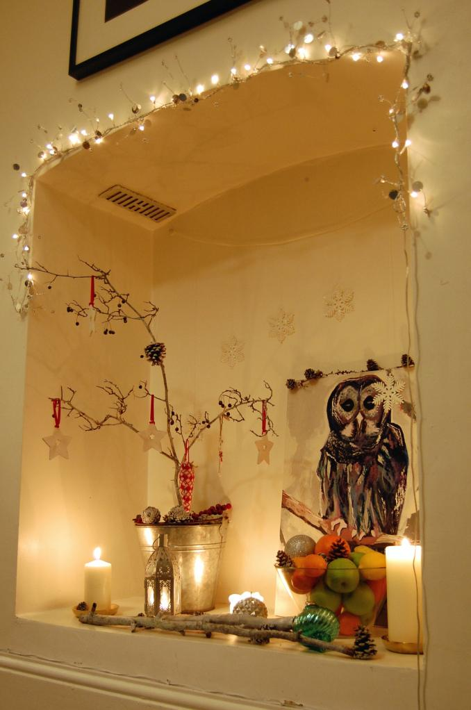 Homemade Christmas Decorations Idea