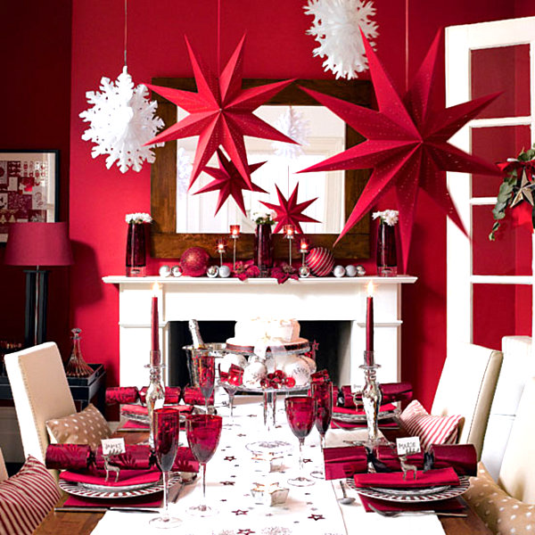 Modern Christmas Decorating Ideas thewowdecor