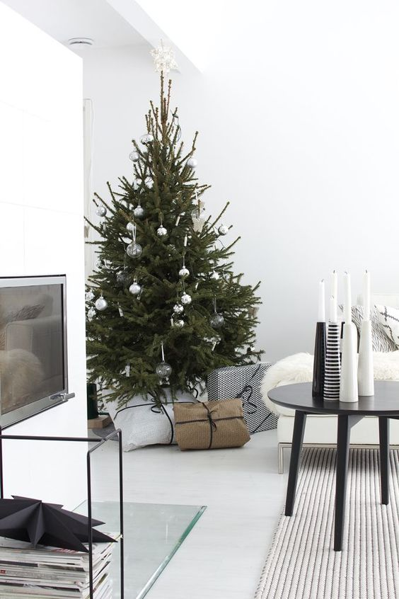 Modern Christmas Tree Ideas (19)