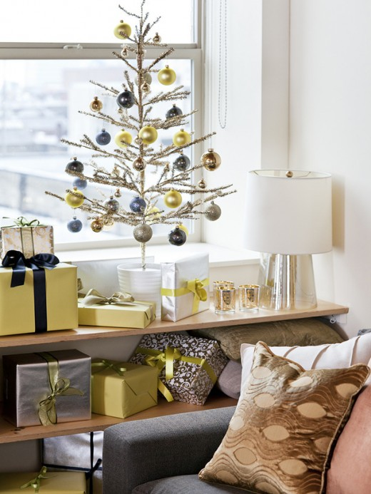 Modern Decor Christmas Tree Themes