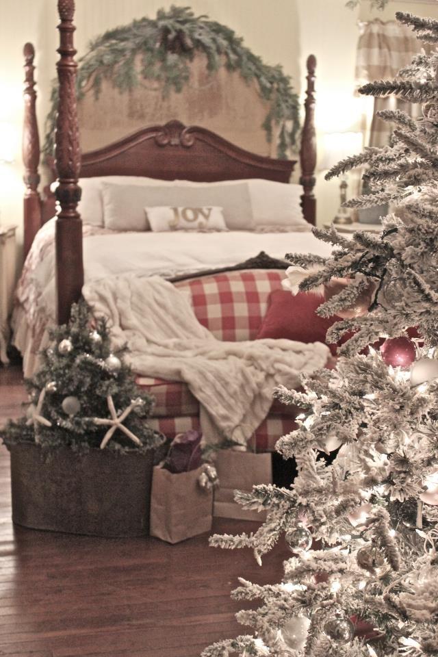 Bedroom Christmas Design