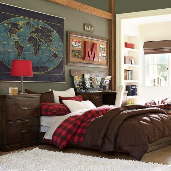 Teen Boys Room Design Ideas (10)