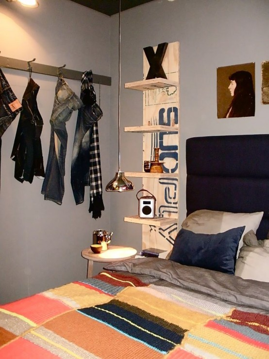 Teen Boys Room Design Ideas (18)