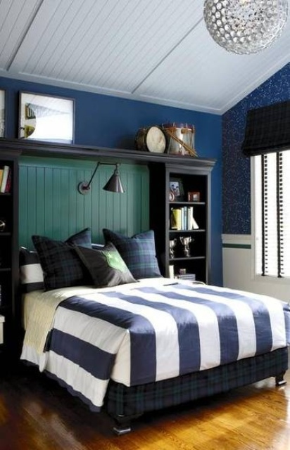 Teen Boys Room Design Ideas (2)