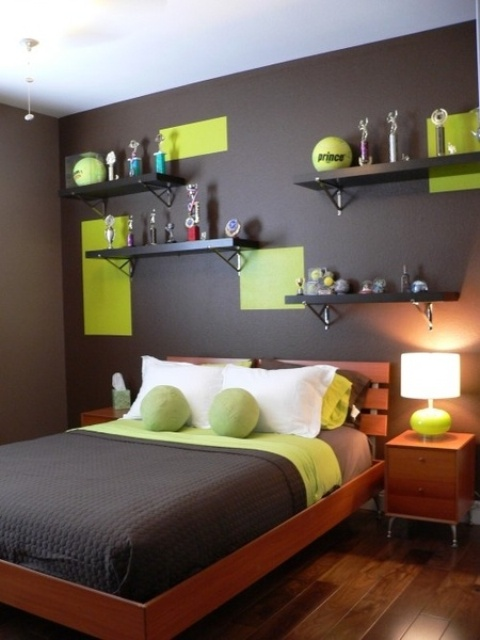 Teen Boys Room Design Ideas (23)