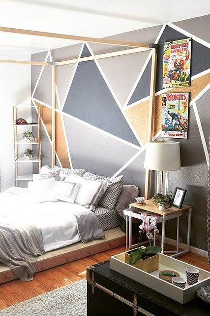 Teen Boys Room Design Ideas (5)
