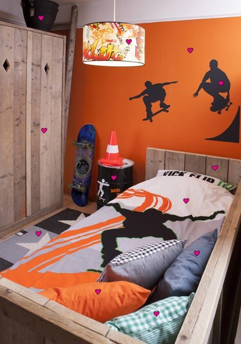 Teen Boys Room Design Ideas (6)