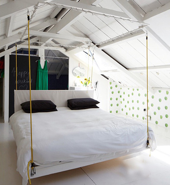 Hanging Bed Thewowdecor