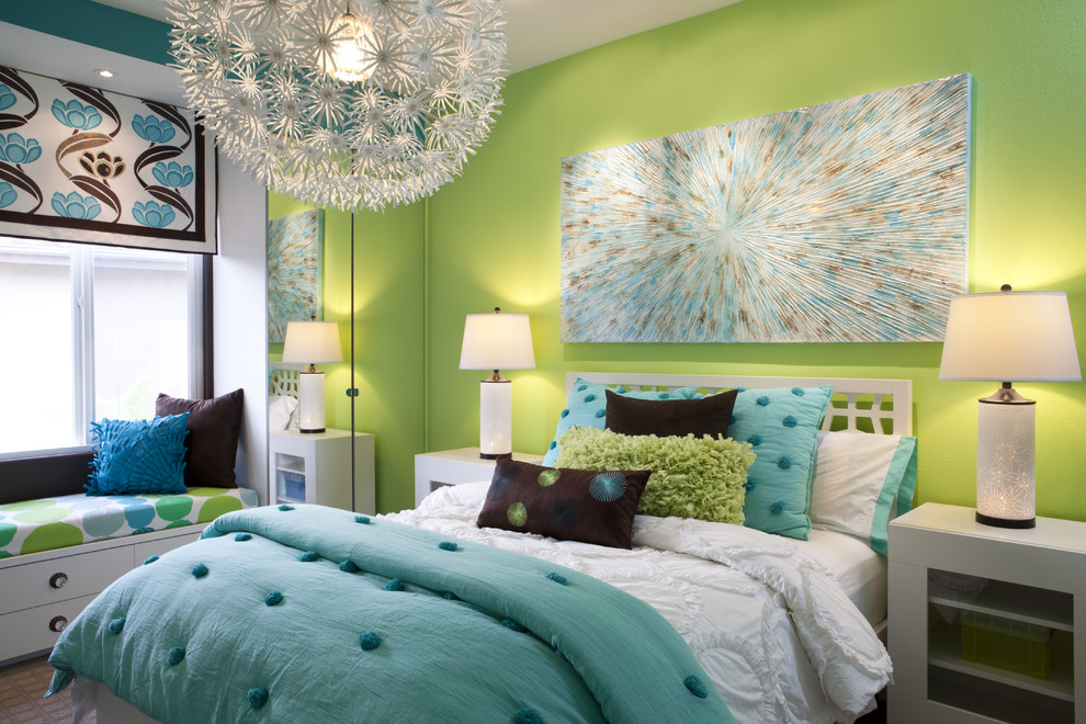 Kids Bedroom Modern style Thewowdecor
