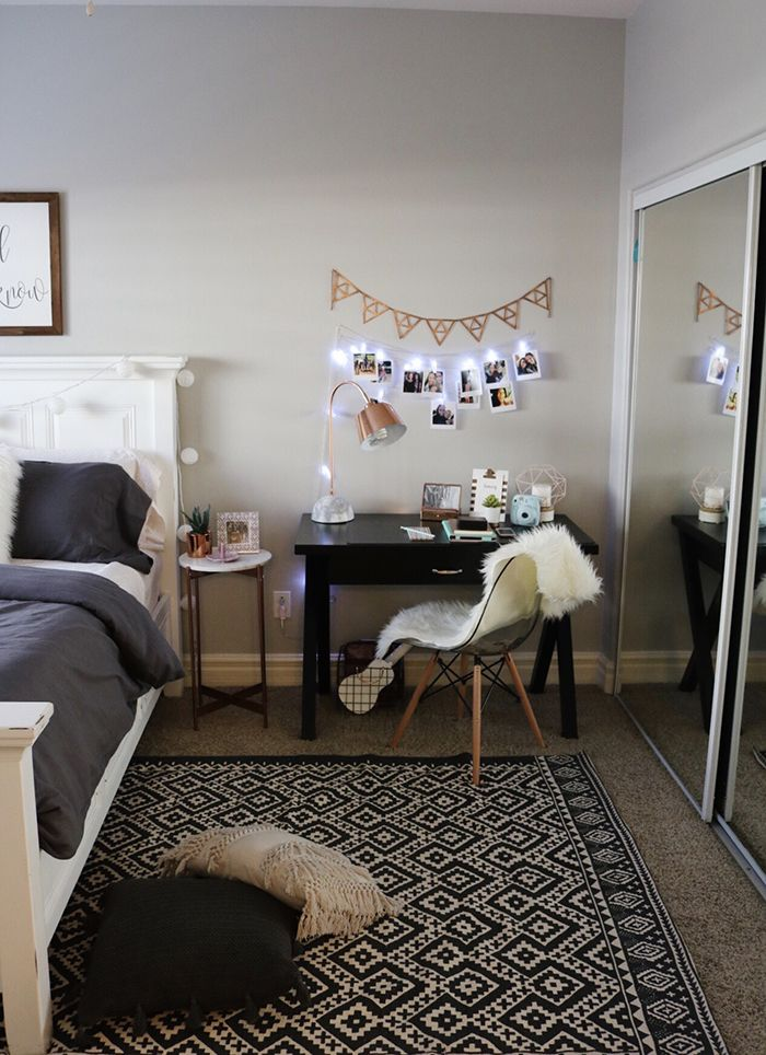Modern Teen Bedroom