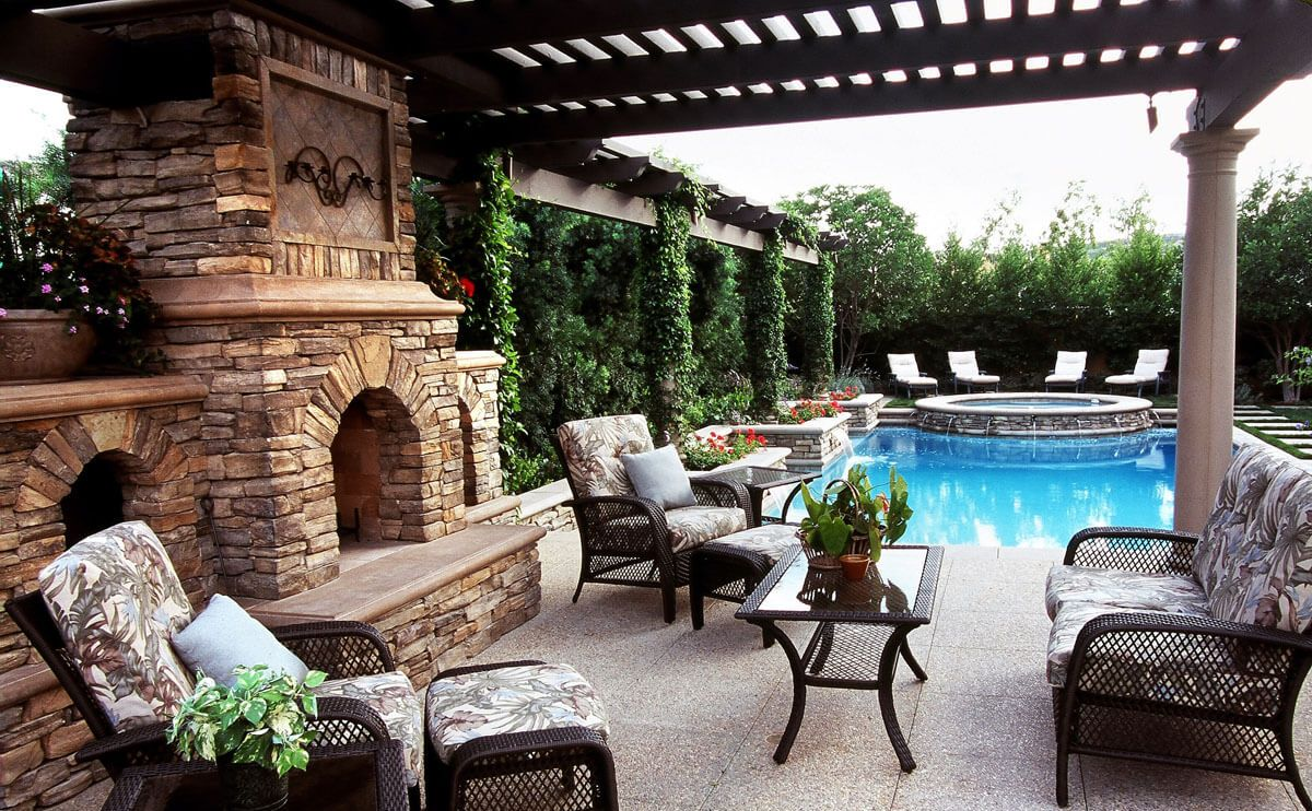 Patio Design Ideas (38)