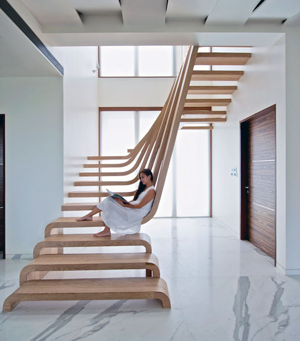 Staircase Design Thewowdecor (21)