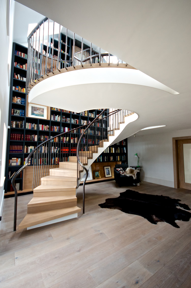 Staircase Design Thewowdecor (37)