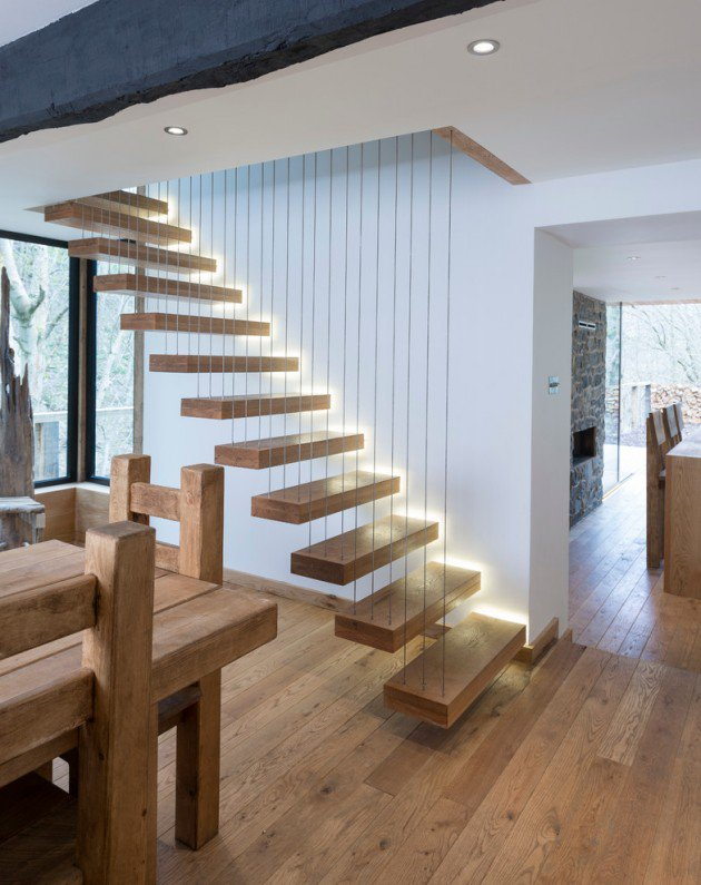 Staircase Design Thewowdecor (4)