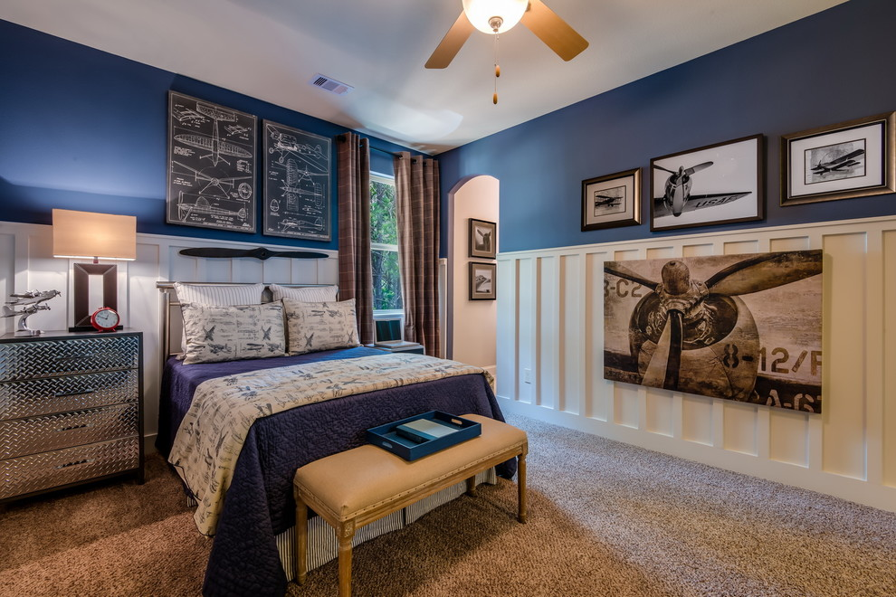 Traditional Style Teens Bedroom Thewowdecor