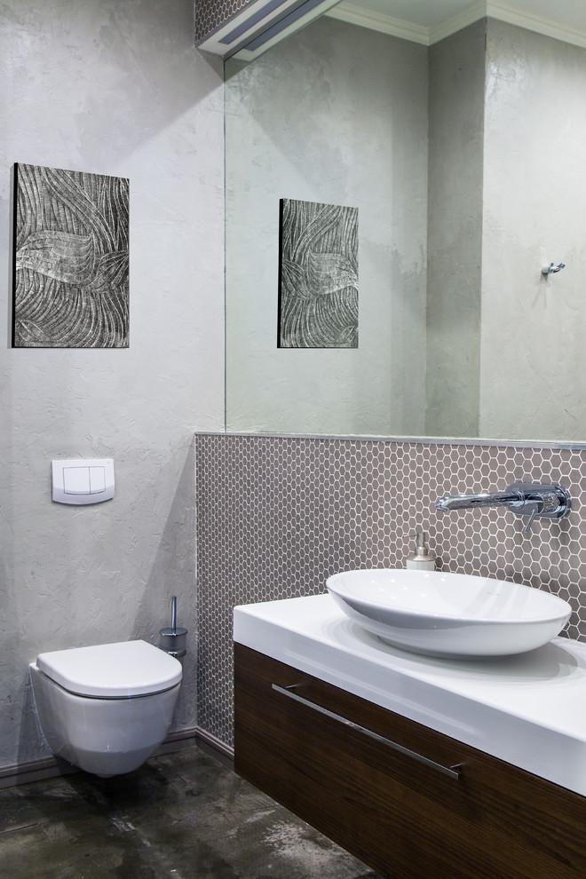 contemporary-powder-room-decor