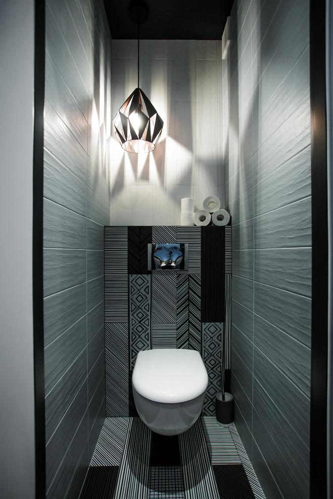 contemporary-powder-room-idea