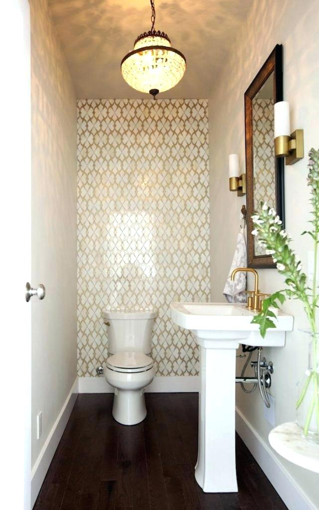 30 Stunning Powder Room Design Ideas