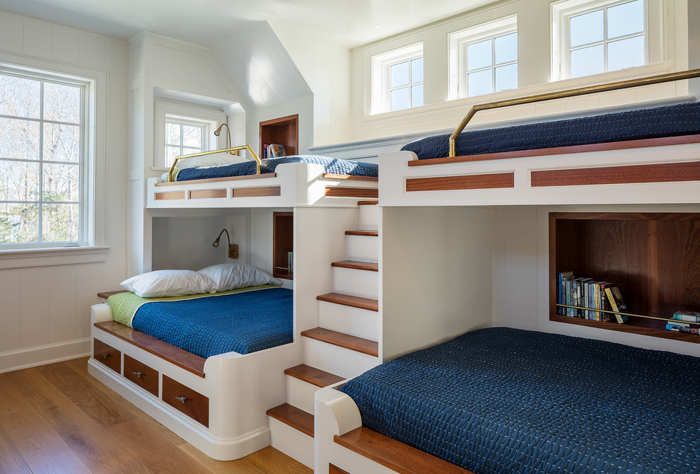 Beautiful Space Saving Bunk Bed Design Thewowdecor