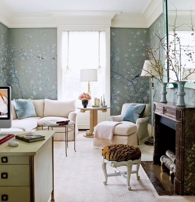 Traditional Style Office In Apartment Thewowdecor