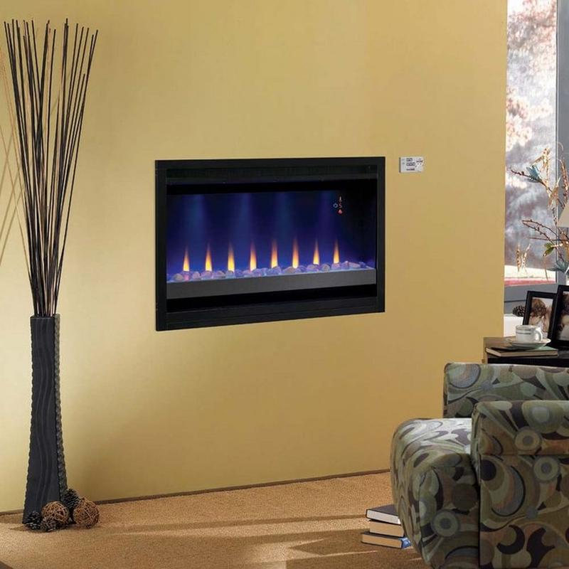 Led Fireplace Design