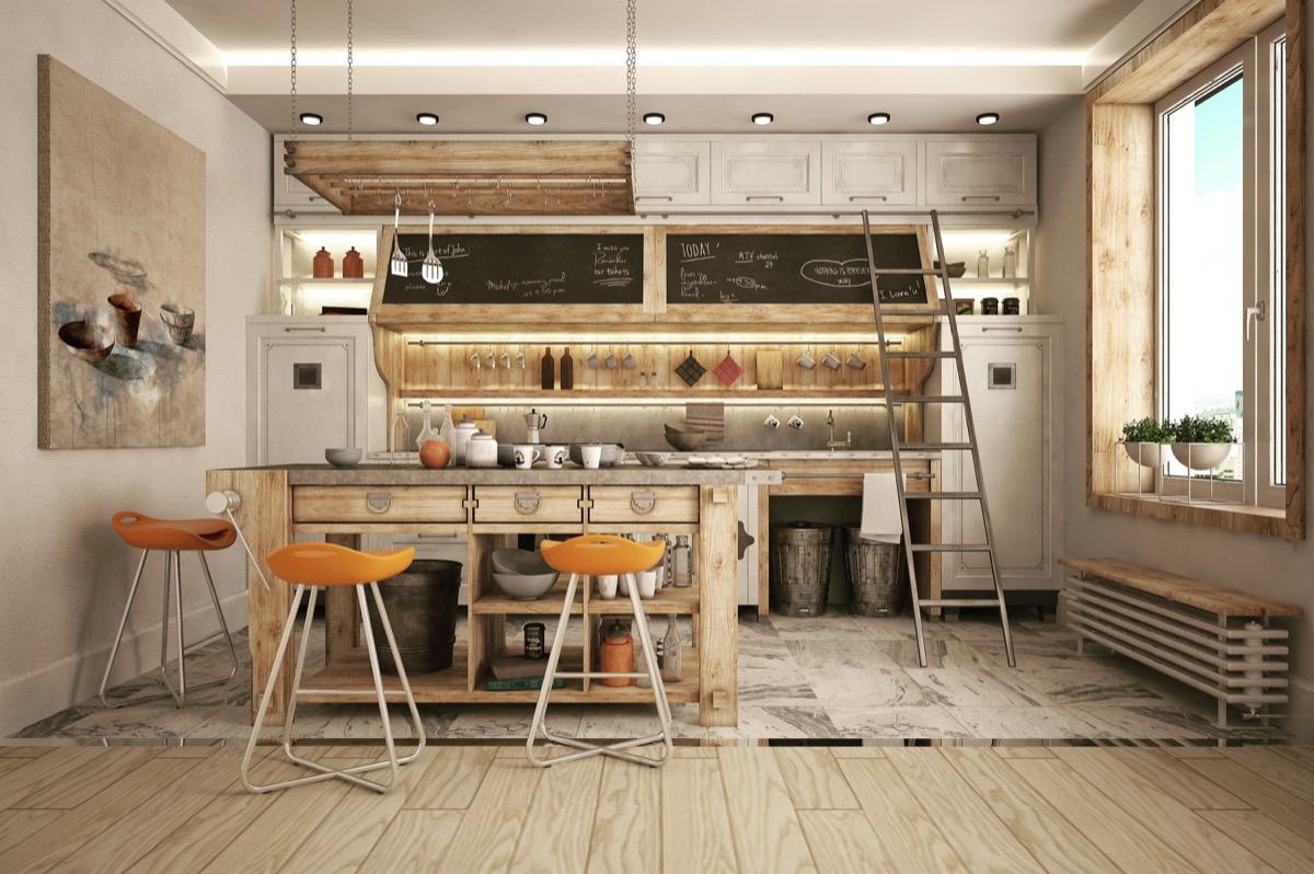 kitchen-industrial-wooden-flooring