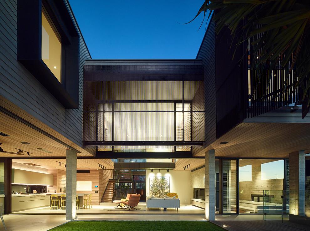 Outdoor Courtyard Design Ideas (10)