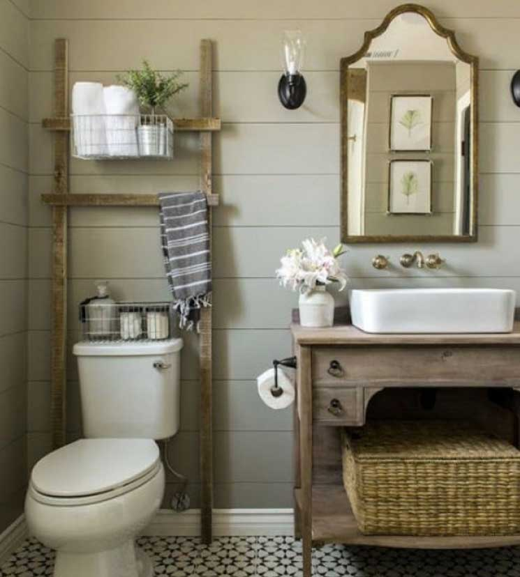 Diy-Bathroom-Remodel-Cost-With-Farmhouse-Vanity-Design