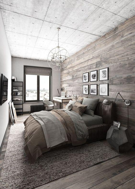 Rustic Bedroom Design Inspiration (3)