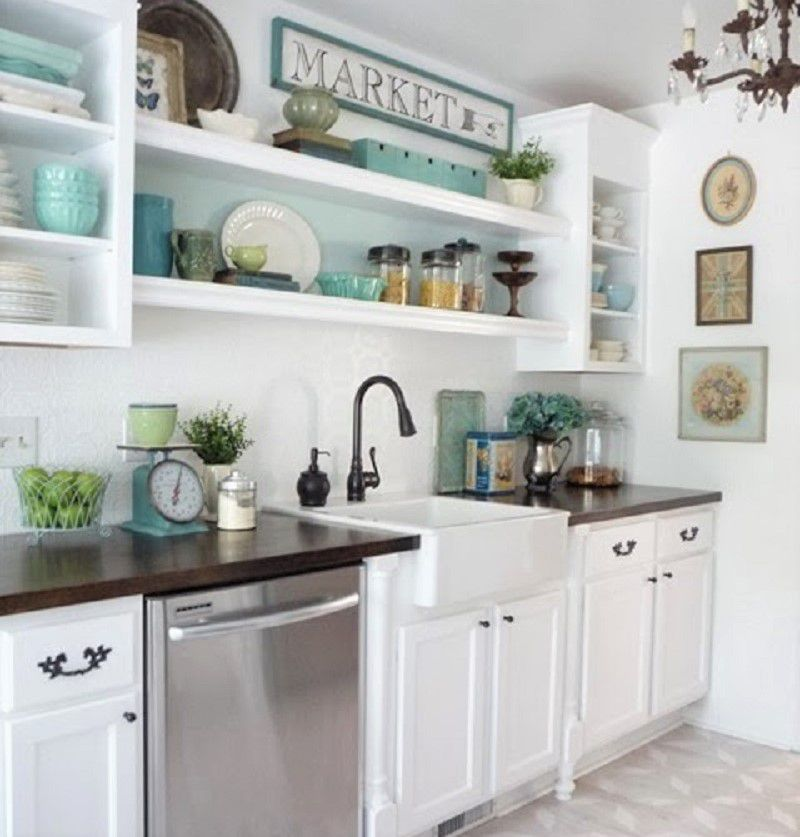 Small Kitchen Design (13)