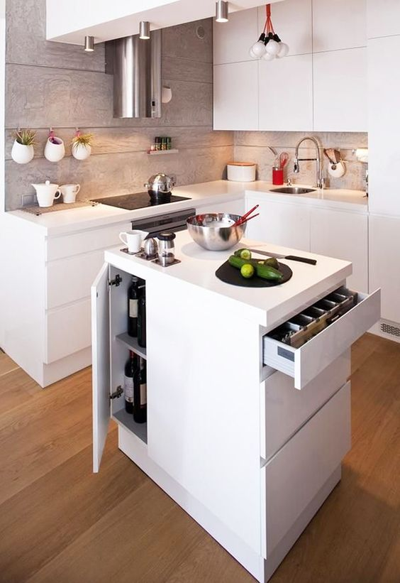 Small Kitchen Design (20)