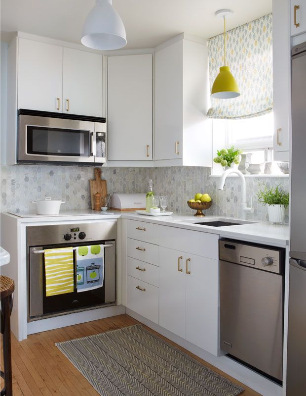 Small Kitchen Design (4)