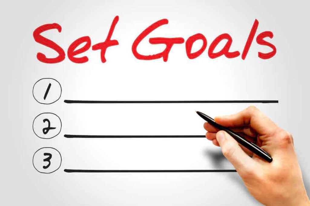 Set Goals & Rewards