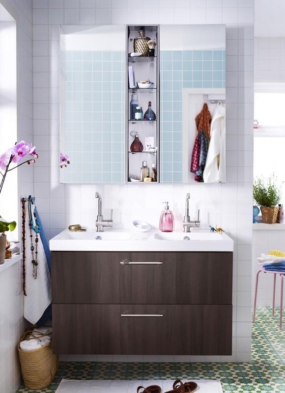IKEA Small Bathroom Storage (9)