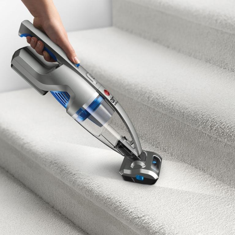 Use a Handheld Vacuum