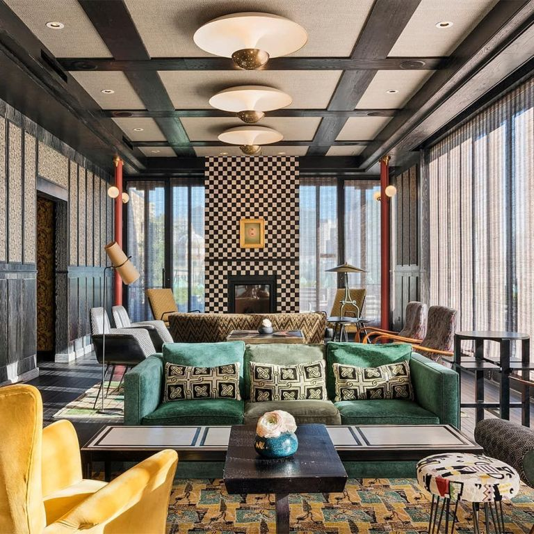 The prevalence of interior design on Instagram