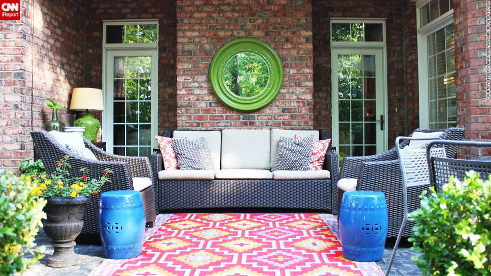 Painting your outdoor furniture
