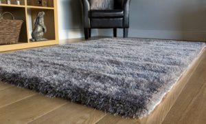Want An Effortless And Cost Efficient Home Decor Upgrade? Get a Shaggy Rug